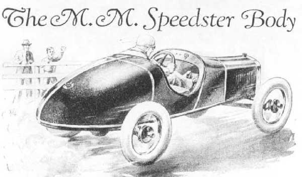 Northwest Vintage Speedsters Technical