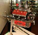 Engine thumbnails speedy bill smith collection museum for Speedway motors museum lincoln ne