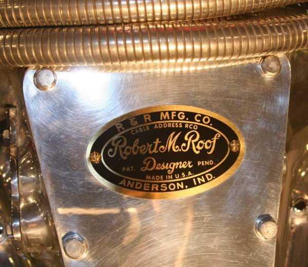 Northwest Vintage Speedsters Modelab E133 Robert