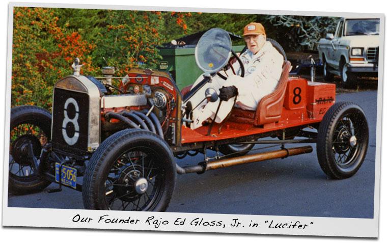 Northwest Vintage Speedsters Club